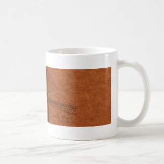 Bridges: Millau Viaduct, France Coffee Mug