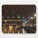 Bridges over the River Tyne, England Mouse Pad
