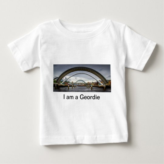 Bridges over the River Tyne Tee Shirt