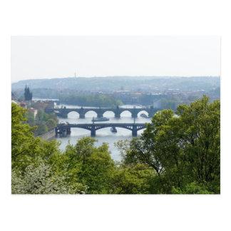 Bridges Postcard