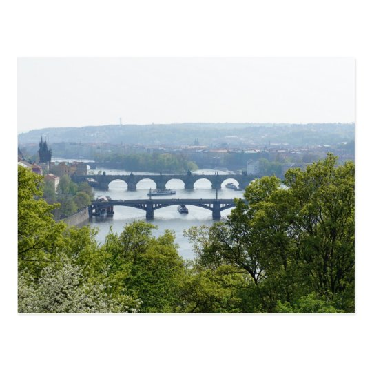 Bridges Postcard
