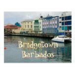 Bridgetown, Barbados Post Cards