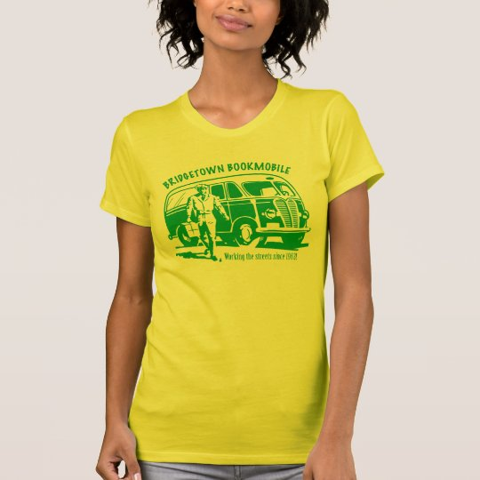 Bridgetown Bookmobile T-Shirt