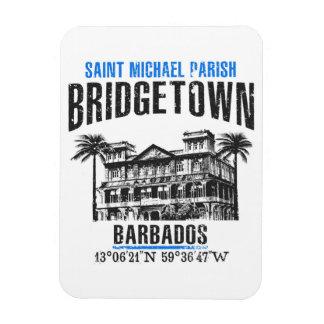 Bridgetown Magnet
