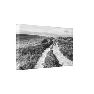 Bridleway Canvas Prints