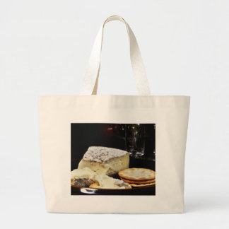 Brie Cheese And Crackers Bag