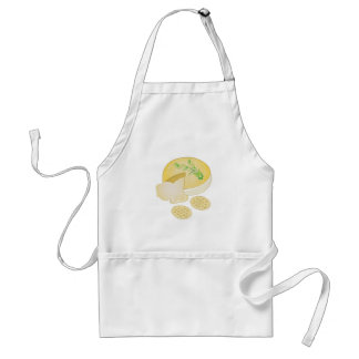 Brie & Crackers Standard Apron