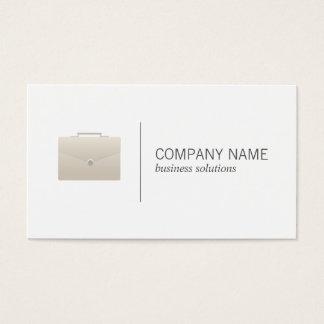 Briefcase | Business (white)