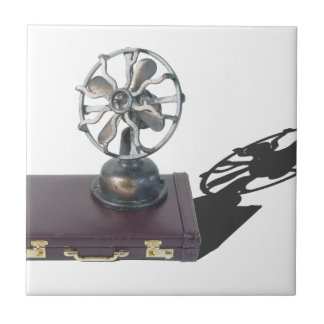 BriefcaseAndFan081914 copy.png Small Square Tile