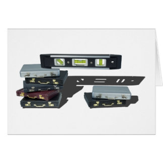 BriefcaseStraightenedLevel061315.png Greeting Card