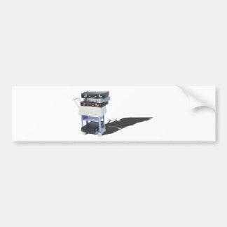 BriefcasesTrolley081914 copy.png Bumper Sticker