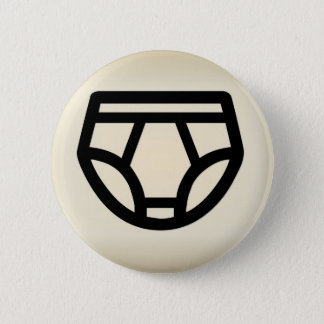 Briefs 6 Cm Round Badge