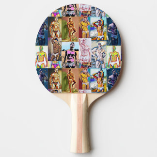 Briefs Ping Pong Paddle
