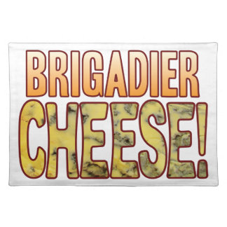 Brigadier Blue Cheese Placemat