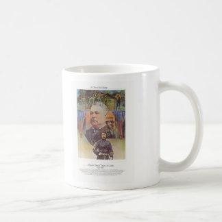 Brigadier General Chester Arthur Citizen Soldier Classic White Coffee Mug
