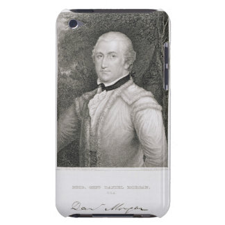 Brigadier General Daniel Morgan (1736-1802) engrav iPod Touch Case