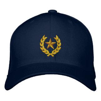 Brigadier General Embroidered Hat