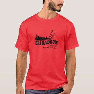 Brigadoon Cast T-shirt