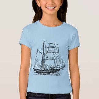 Brigantine Ship T-Shirt