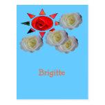Brigette Postcard