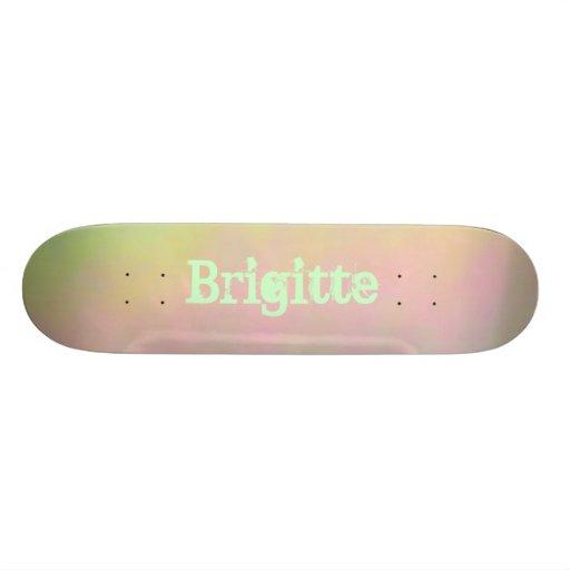 Brigette Skateboard Deck