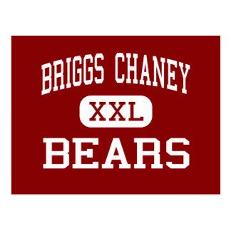 Briggs Chaney - Bears - Middle - Silver Spring Post Card