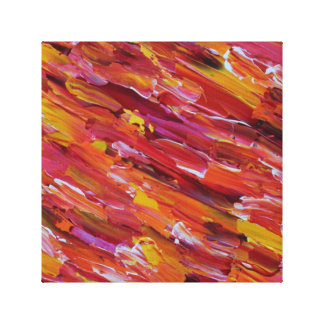 Bright Abstract Art, Colour Delight 201247 Gallery Wrap Canvas