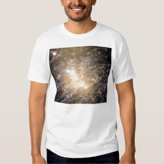 Bright Abstract Firework T-Shirt
