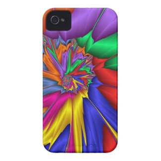 Bright abstract iPhone 4 Case-Mate case