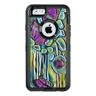 Bright Abstract OtterBox Phone Case