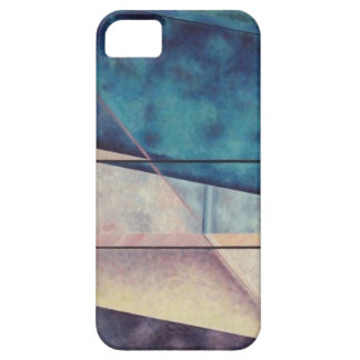 Bright and bold abstract art iPhone 5 case