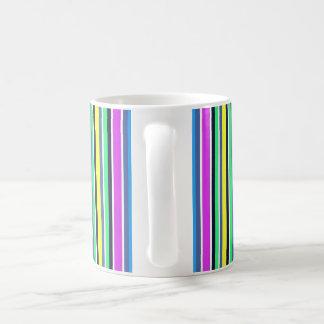 Bright and Bold Striped 325 ml Classic Mug