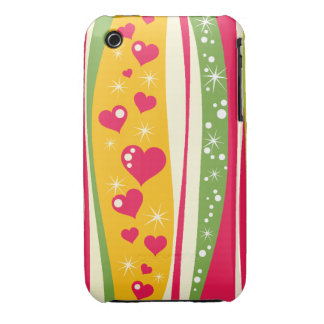 Bright and Happy iPhone 3 Cases