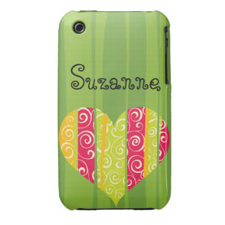 Bright and Happy iPhone 3 Case-Mate Cases