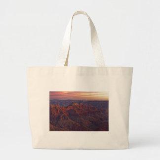 Bright Angel Sunset Jumbo Tote Bag