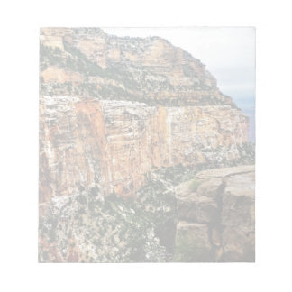 Bright Angel Trail Grand Canyon National Park Notepad