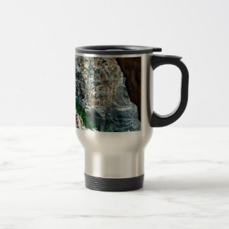 Bright Angel Trail Grand Canyon National Park Stainless Steel Travel Mug