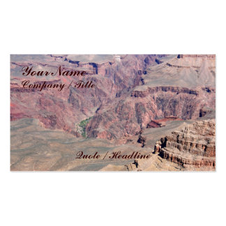 Bright Angel Trail Pack Of Standard Business Cards