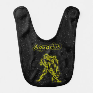 Bright Aquarius Baby Bibs