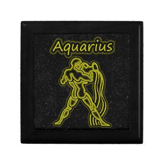 Bright Aquarius Gift Box