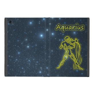 Bright Aquarius iPad Mini Cover