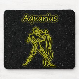 Bright Aquarius Mouse Mat