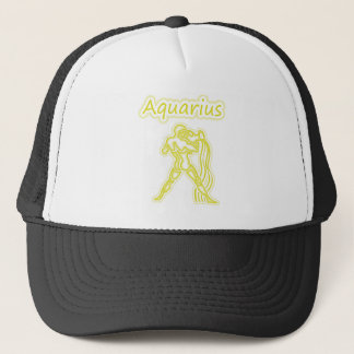 Bright Aquarius Trucker Hat