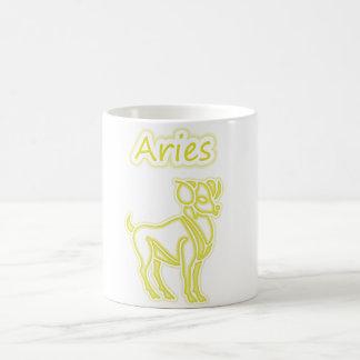 Bright Aries Coffee Mug