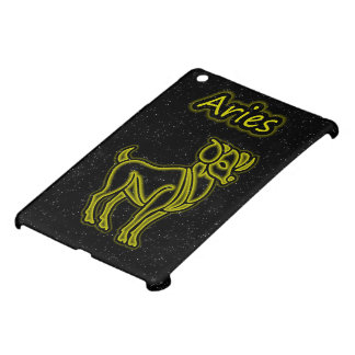 Bright Aries iPad Mini Case