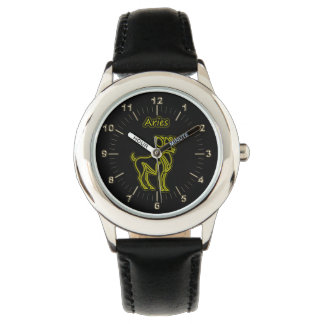 Bright Aries Watch