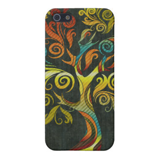 Bright Autumn Tree IPhone Case Case For The iPhone 5