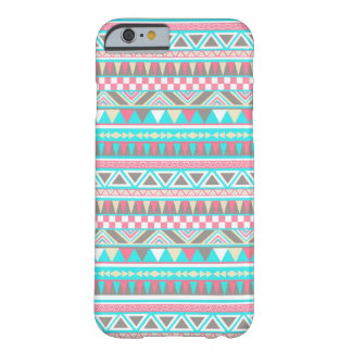 Bright aztec Andes Pattern iPhone 6 case Barely There iPhone 6 Case