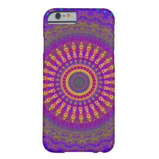 Bright Blessings Mandala iPhone 6 case