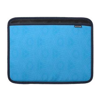 Bright Blue MacBook Sleeve